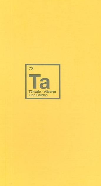 73 TA, Tântalo (Alberto Lins Caldas)