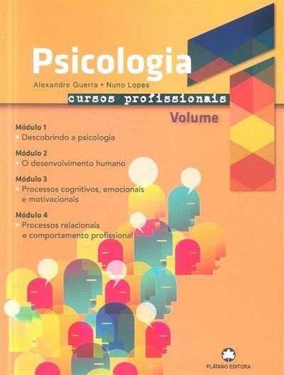 Psicologia (Alexandre Guerra, Nuno Lopes)