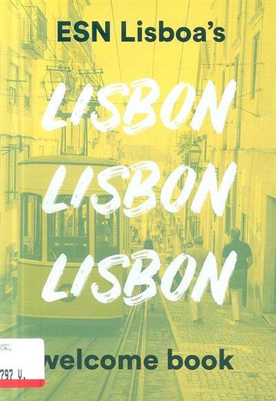 Lisbon (text ESN Lisboa)