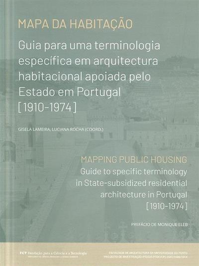 Mapa da habitação (coord. Gisela Lameira, Luciana Rocha)
