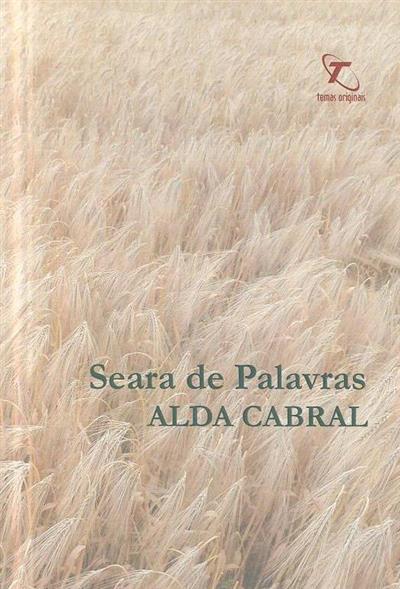 Seara de palavras (Alda Cabral)