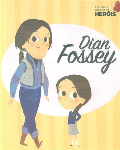 Dian Fossey (textos Javier Alonso)