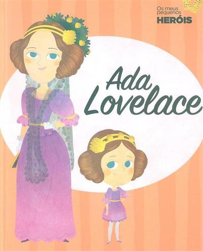 Ada Lovelace (textos Helena González Burón)