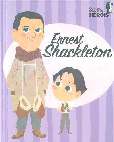 Ernest Shackleton (textos Javier Alonso)
