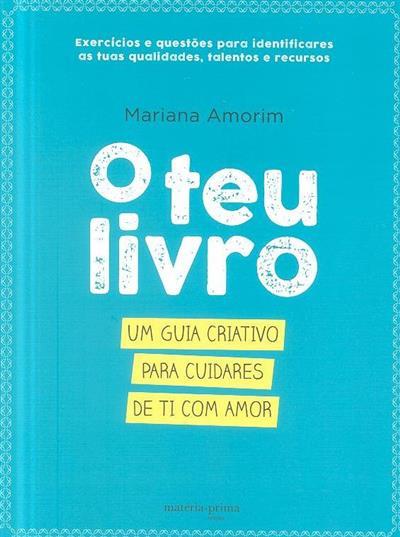O teu livro (Mariana Amorim, Filipa Simões de Freitas)