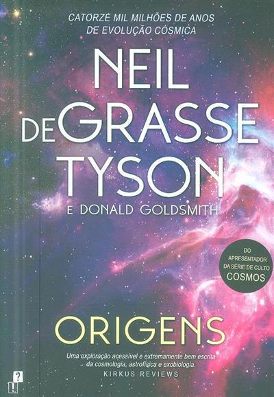 Origens (Neil Degrasse Tyson, Donald Goldsmith)