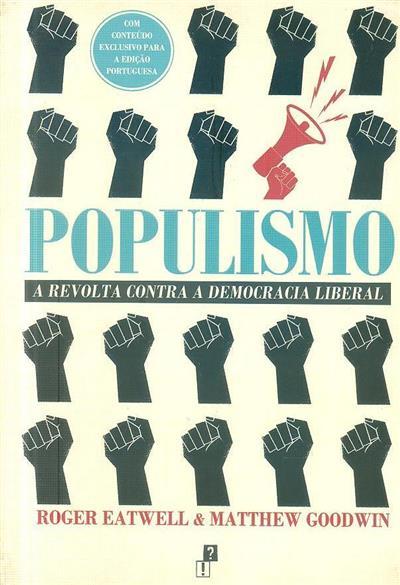 Populismo (Roger Eatwell, Matthew Goodwin)