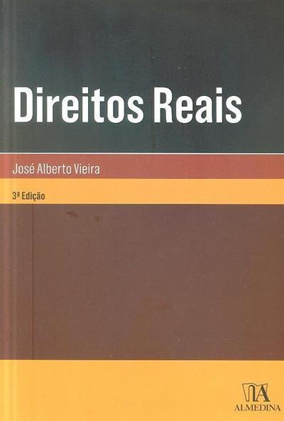 Direitos reais (José Alberto Vieira)