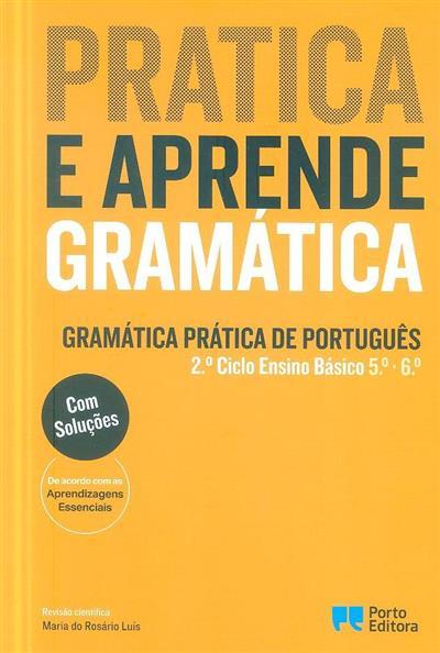 Pratica e aprende gramática (Cristina Falcão, Sofia Queirós, Sofia Rente)
