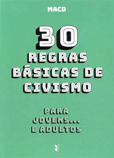 30 Regras básicas de civismo