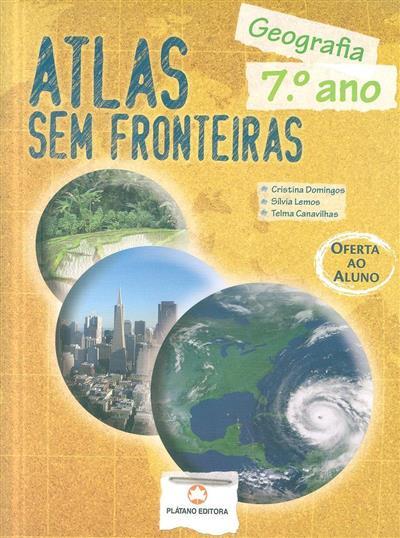 Atlas sem fronteiras (Cristina Domingos, Sílvia Lemos, Telma Canavilhas)