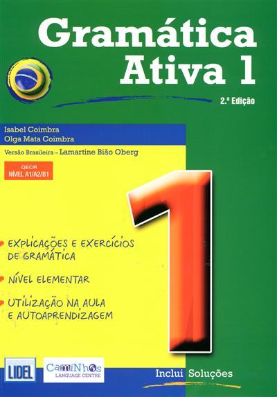 Gramática ativa 1 (Isabel Coimbra, Olga Mata Coimbra)