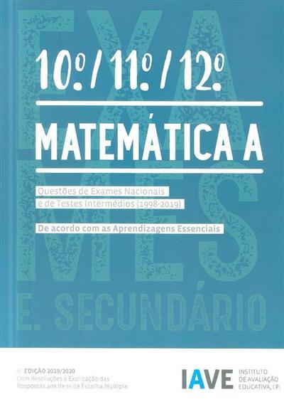 Matemática A