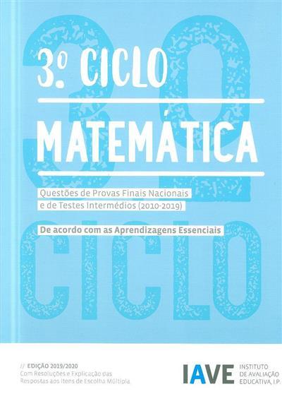 Matemática, 3º ciclo