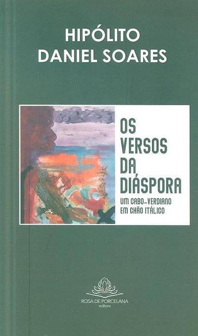 Os versos da diáspora (Hipólito Daniel Soares)