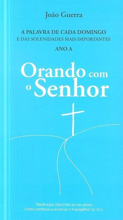 Orando com o Senhor (João Guerra)