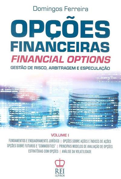 Opções financeiras (Domingos Ferreira)