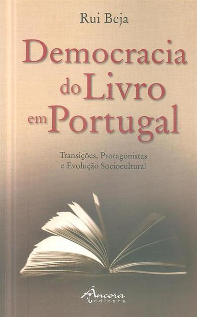 Democracia do livro em Portugal (Rui Beja)