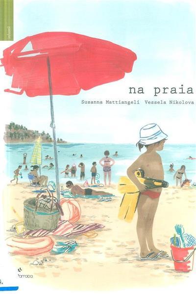 Na praia (Susanna Mattiangeli)