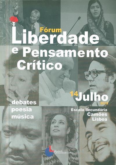 Forum liberdade e pensamento crítico