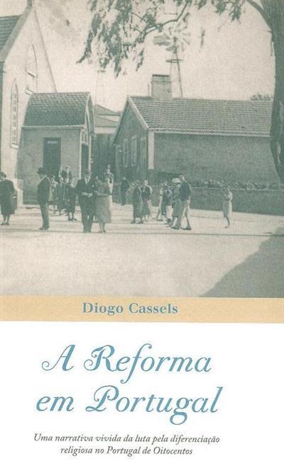 A reforma em Portugal (Diogo Cassels)