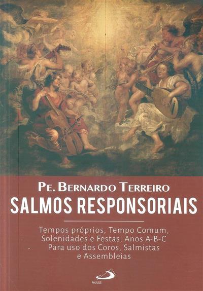 Salmos responsoriais (Bernardo Terreiro)