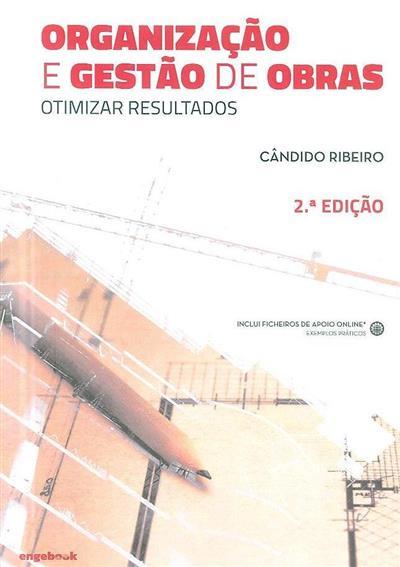 Organização de gestão de obras (Cândido Ribeiro)