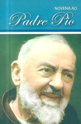 Novena ao Padre Pio (Claudiano Avelino dos Santos)
