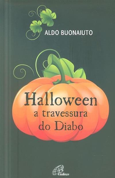 Halloween (Aldo Buonaiuto)