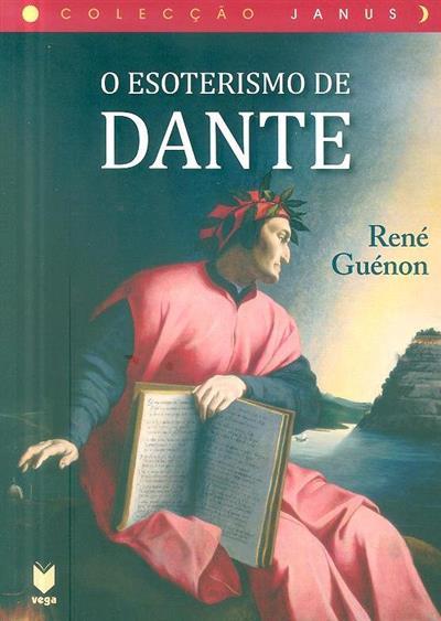 O esoterismo de Dante ; (René Guénon)