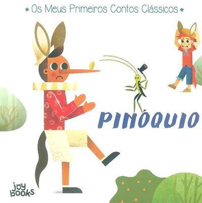 Pinóquio (il. Ronny Gazzola)
