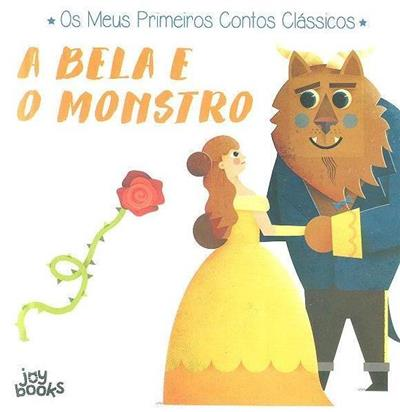 A bela e o monstro (il. Ronny Gazzola)