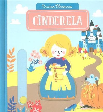 Cinderela (il. Sophie Vehrille)