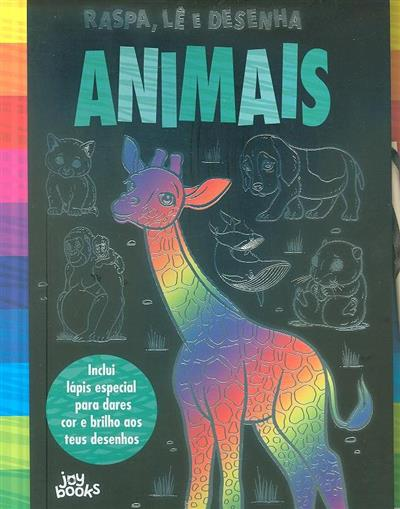 Animais (trad. Ana Mendes Lopes)
