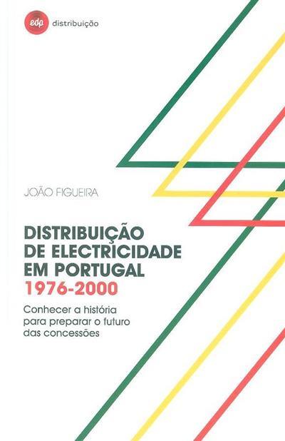 Distribuição de electricidade em Portugal, 1976-2000 (João Figueira)