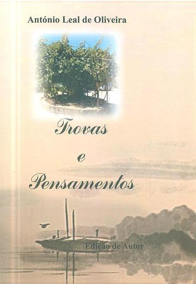 Trovas e pensamentos (António Leal de Oliveira)