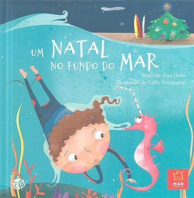 Um Natal no fundo do mar (Ana Oom)