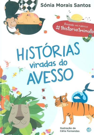 Histórias viradas do avesso (Sonia Morais Santos)