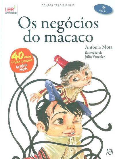 Os negócios do macaco (António Mota)