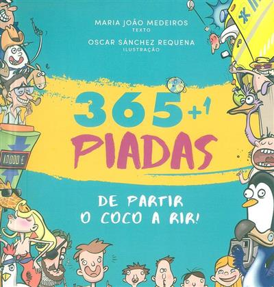 365+1 piadas (Maria João Medeiros)