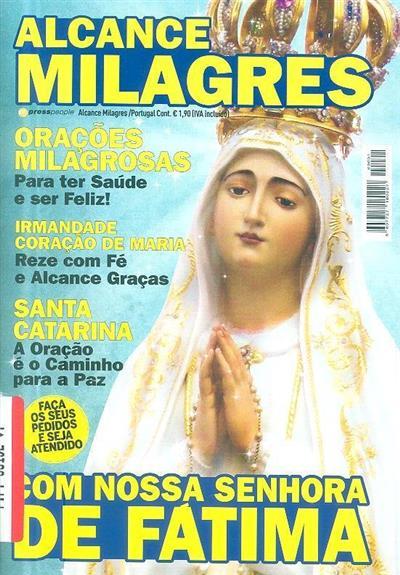 Alcance milagres (propr. Presspeople)