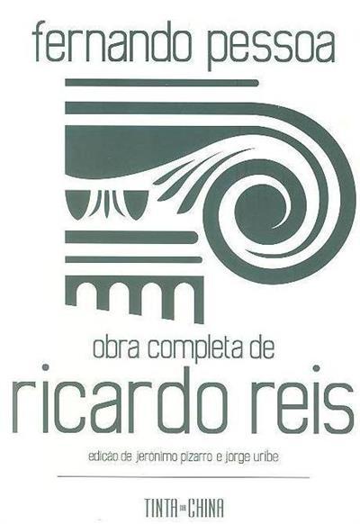 Obra completa de Ricardo Reis (Fernando Pessoa)