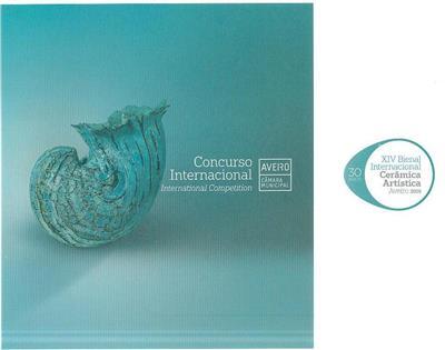 Concurso International (XIV Bienal Internacional Cerâmica Artística)