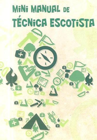 Mini manual de técnica escotista (Miguel Lontro, Pedro Monteiro)