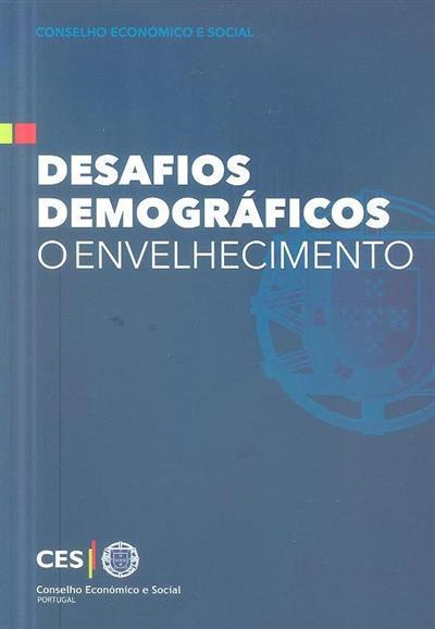 """Desafios demográficos (Seminário """"Desafios Demográficos..."""")"""