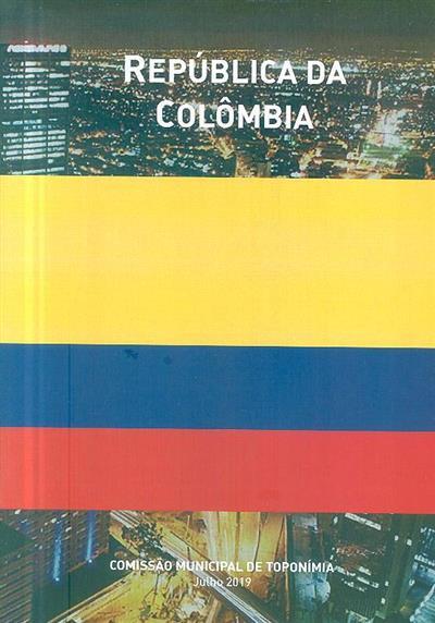 República da Colômbia (Comissão Municipal de Toponímia)