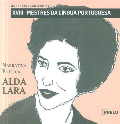 Narrativa poética (Alda Lara)