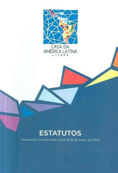 Estatutos Casa da América Latina