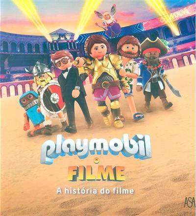 Playmobil, o filme (trad. Célia Carreira)