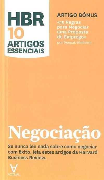 Negociação (James K. Sebenius... [et al.])